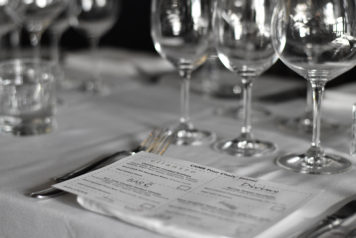 CRMR - 4 Chefs Dinner - Calgary